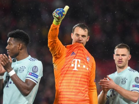 Advantage Bayern Munich as Liverpool fall short in cagey Champions League clash at Anfield