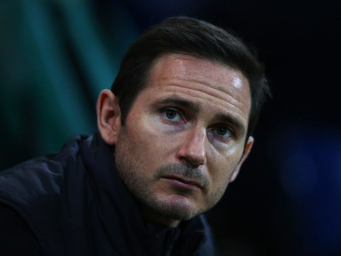 Frank Lampard responds to speculation linking him with the Chelsea manager's job