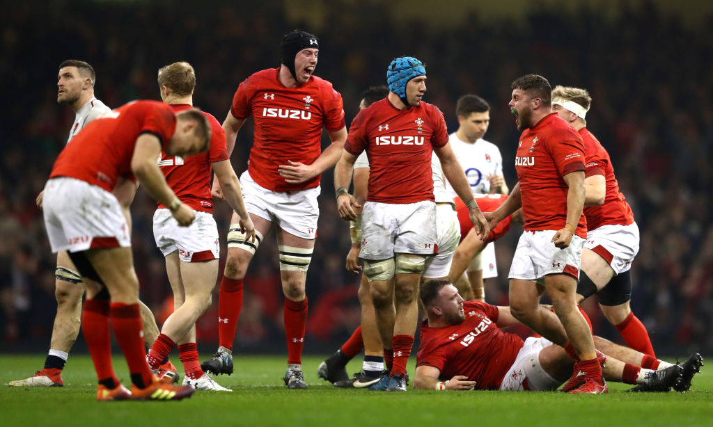 Wales claim deserved 21-13 victory over England in tense Six Nations battle