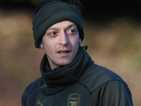 Mesut Ozil being 'offered' to other clubs as Arsenal open to transfer