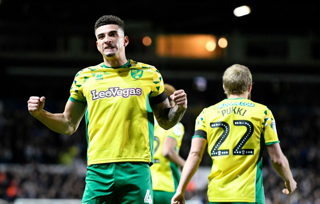 Manchester United and Arsenal in transfer battle over Norwich prospect Ben Godfrey