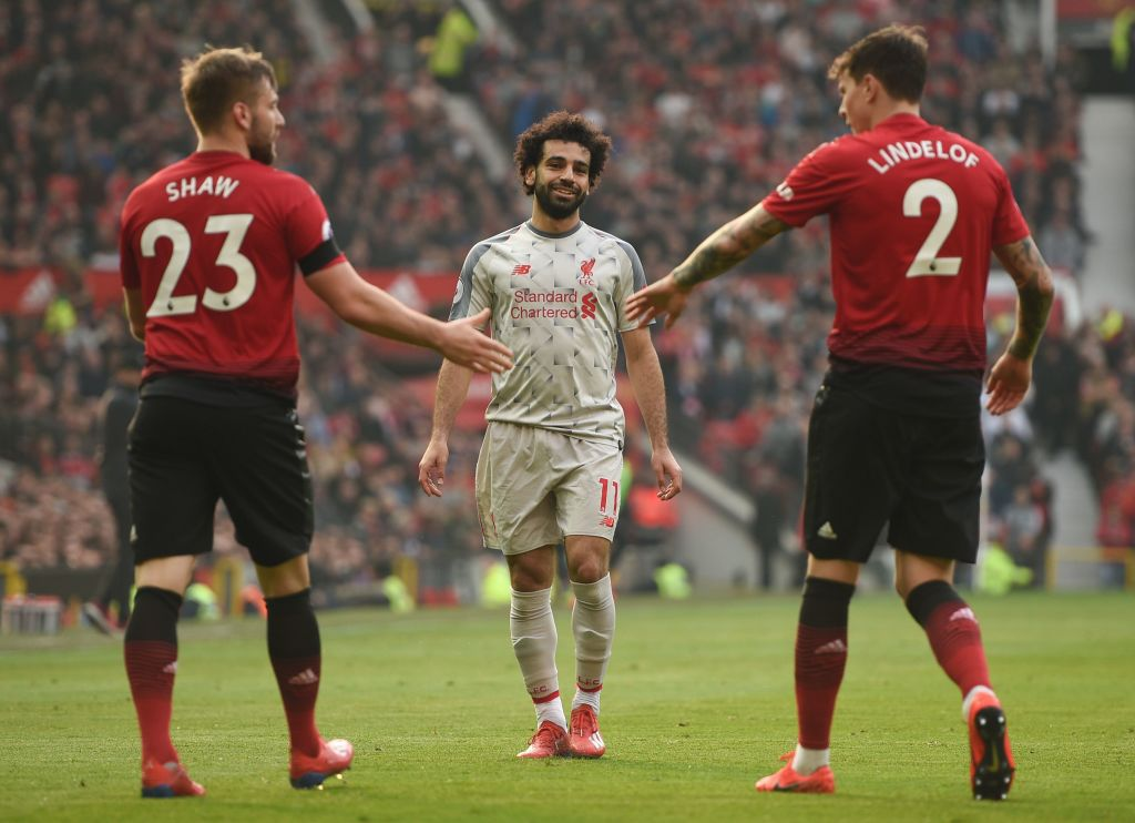 Alan Shearer reserves praise for three players after Manchester United v Liverpool draw
