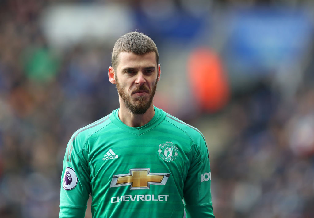 David de Gea expects a difficult test for Man Utd against PSG in the Champions League