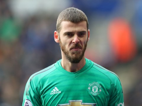Manchester United fear £350,000-a-week offer isn't enough to keep David De Gea