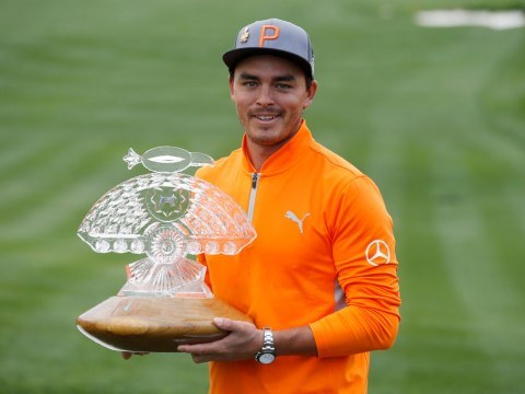 Rickie Fowler reveals what Tiger Woods text him before Sunday's Waste Management Phoenix Open win