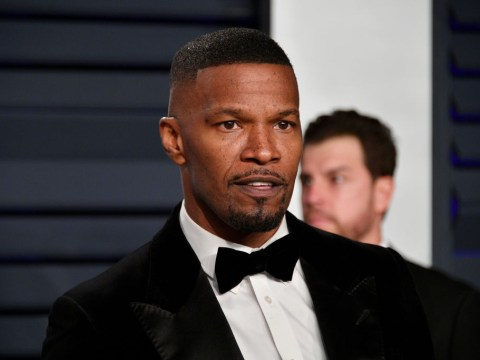 Jamie Foxx and Katie Holmes are no longer a thing as he casually says he's 'single' at Oscars after-party