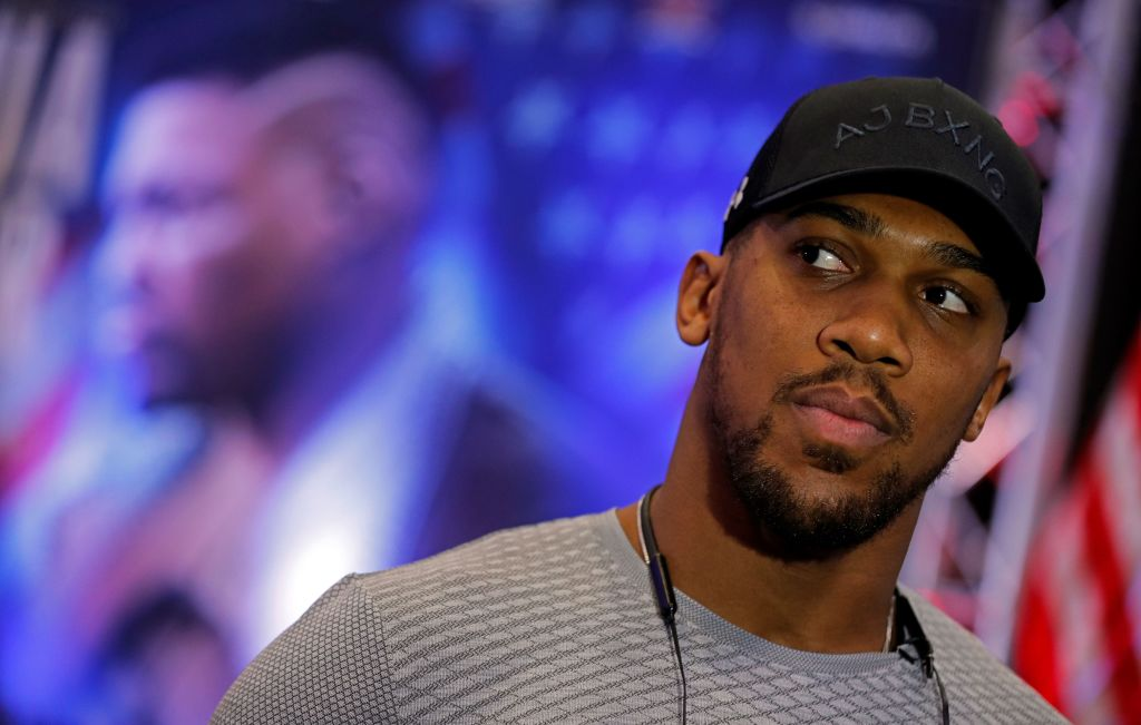 Anthony Joshua speaks out on Jarrell Miller failed drugs tests and teases replacement announcement
