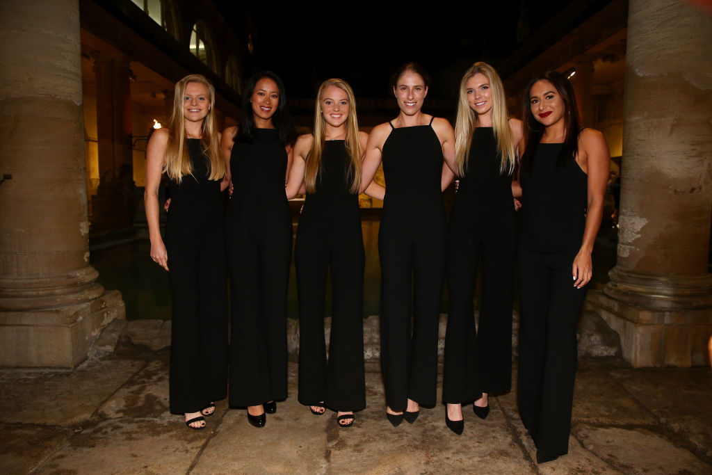 Back on home soil after 26-year wait, Great Britain begin latest journey to return to Fed Cup elite