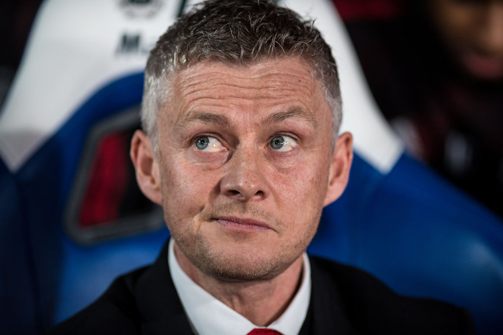 Ole Gunnar Solskjaer expects to have 'fully fit squad' after international break