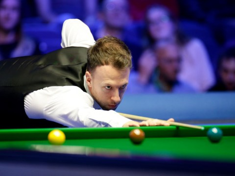 Judd Trump aiming for personal record against Ali Carter in World Grand Prix final