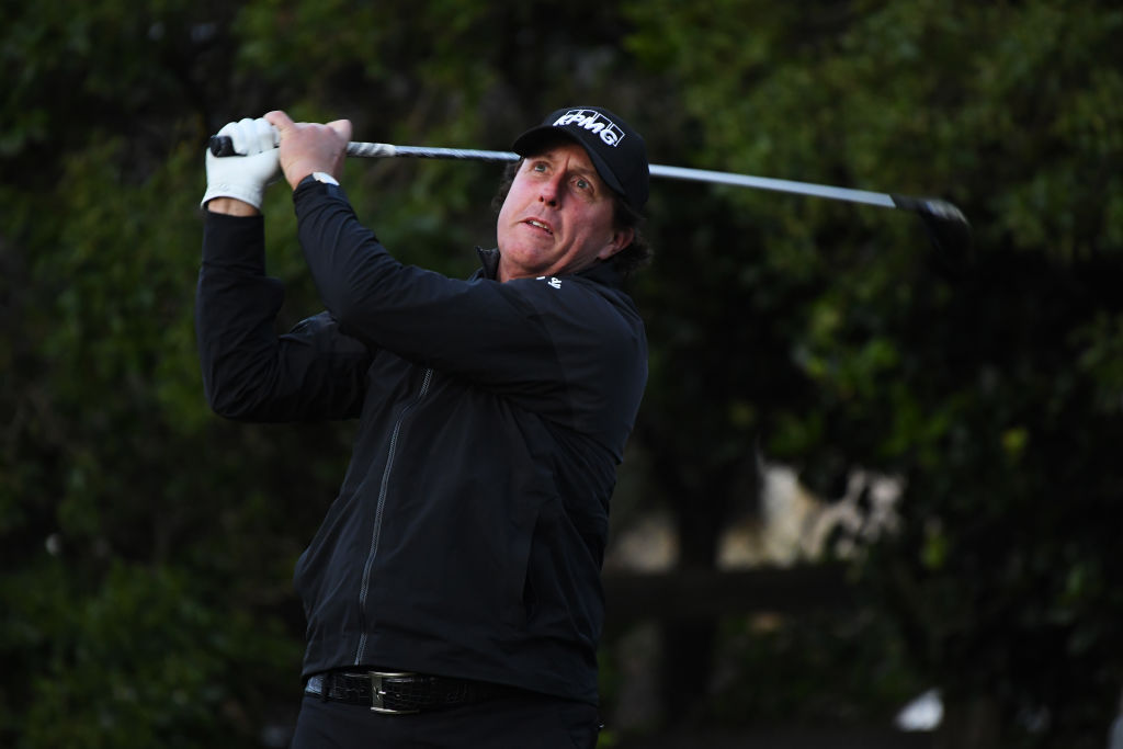 Phil Mickelson explains why he doesn't celebrate when playing vs Paul Casey