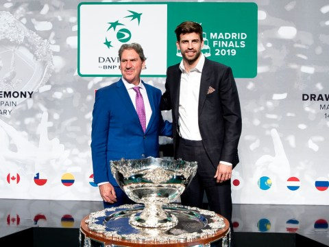 Gerard Pique responds to Roger Federer jibe over new Davis Cup