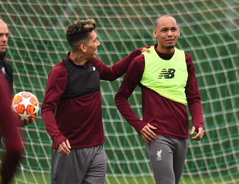 Jurgen Klopp explains why Fabinho and Roberto Firmino start against Bayern Munich