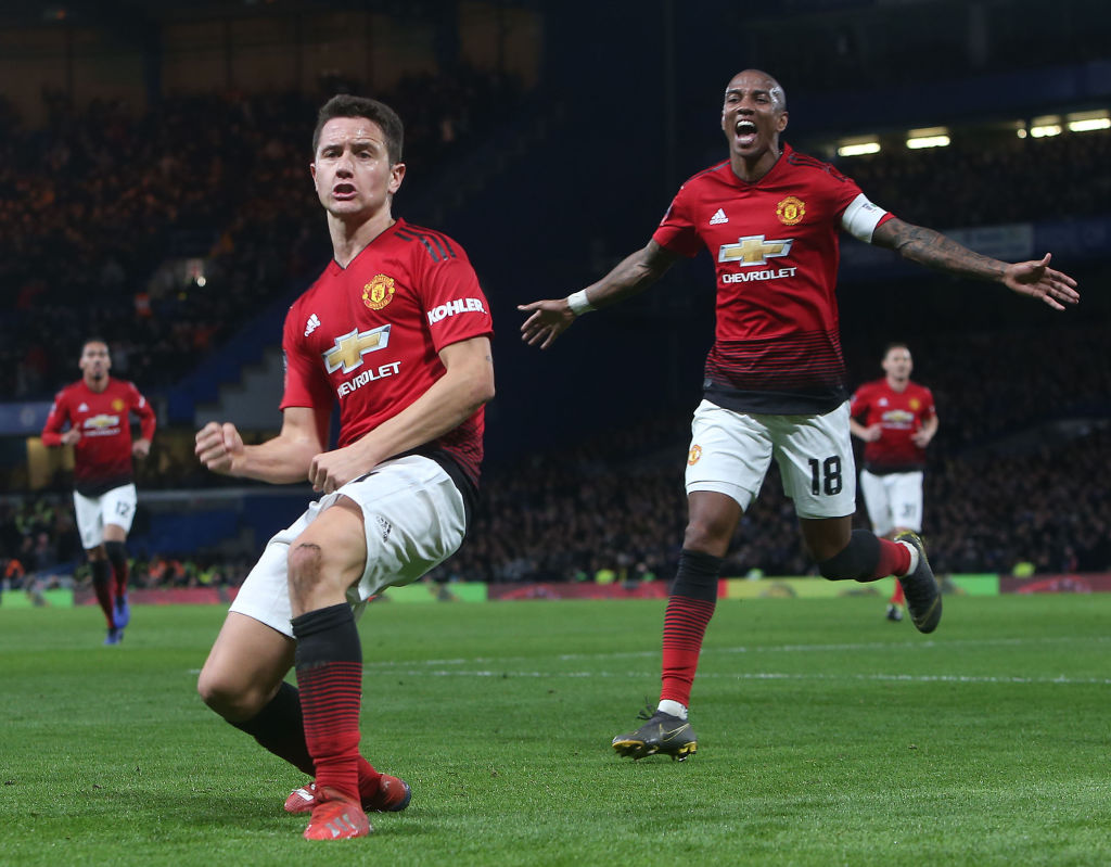 Ander Herrera reveals Manchester United gameplan and names three unsung heroes
