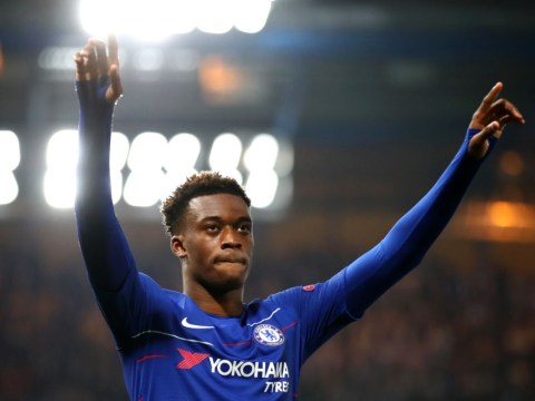 It's time to ditch Willian or Pedro for Callum Hudson-Odoi, says Chelsea hero Jimmy Floyd Hasselbaink