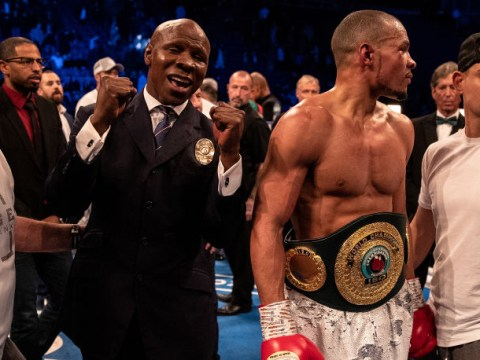 Chris Eubank Sr wants apology from his son after defeating James DeGale