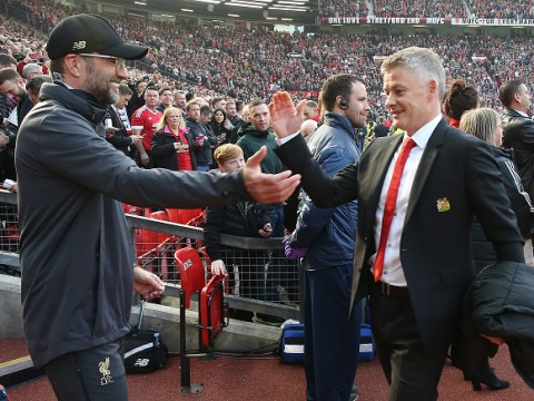Ole Gunnar Solskjaer sets Premier League record as Manchester United draw to leaders Liverpool