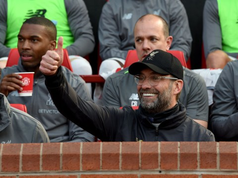 Jurgen Klopp blames Manchester United injury problems for Liverpool failing to score at Old Trafford