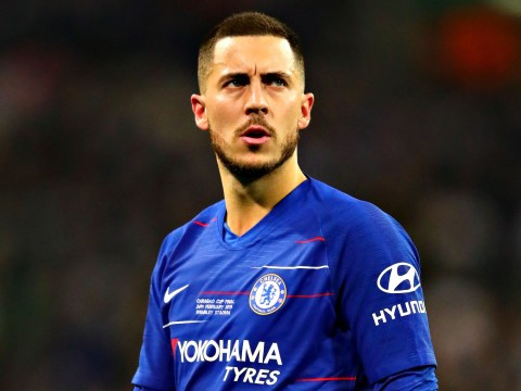 Eden Hazard takes trophy dig at Spurs ahead of Chelsea clash