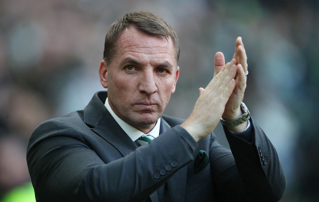 Leicester willing to spend £6m on bringing Celtic boss Brendan Rodgers in as new manager