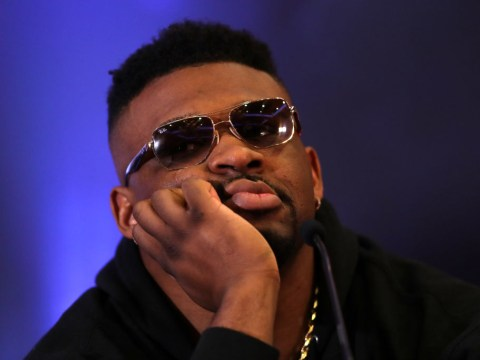 I do not shove needles up my arse: Anthony Joshua snaps back at Jarrell Miller
