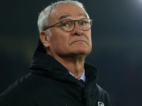 Fulham sack Claudio Ranieri after 16 games in charge