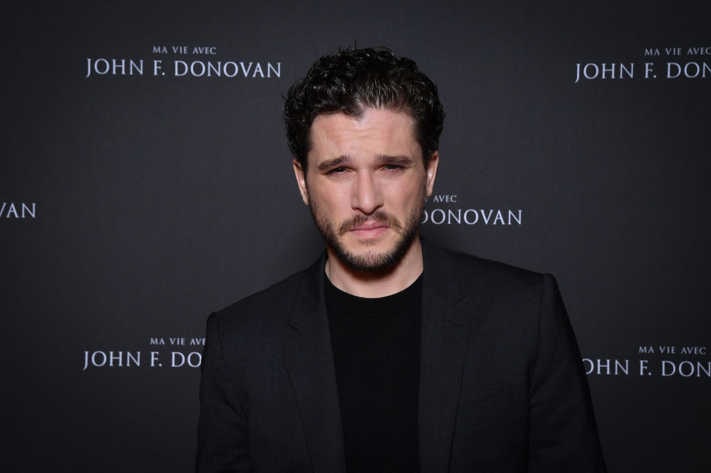 Kit Harington has babies on his mind as he says Game Of Thrones gave him a 'future family'