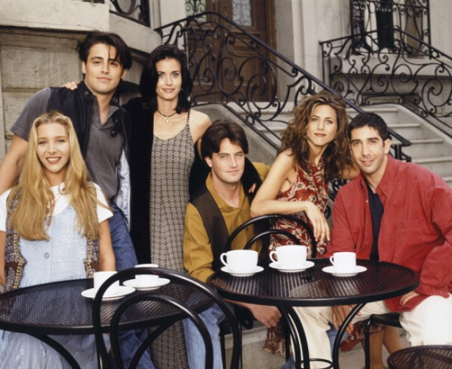 Friends cast: Who was almost cast in the classic sitcom