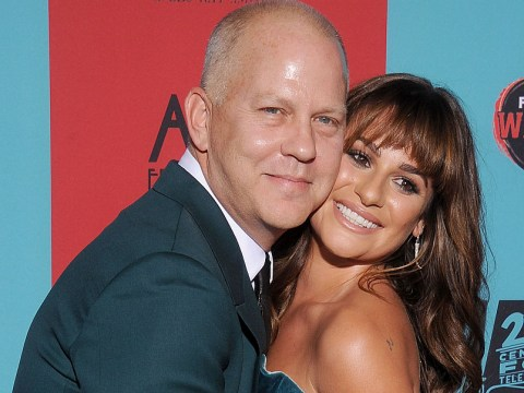 Lea Michele asks Glee creator Ryan Murphy to officiate her wedding