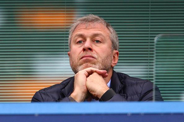 Blues owner Roman Abramovich