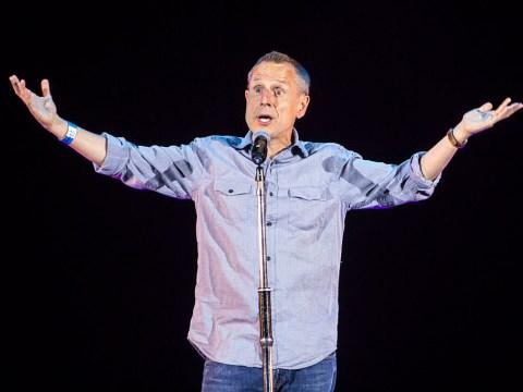 Comedian Jeremy Hardy dies aged 57 after cancer battle