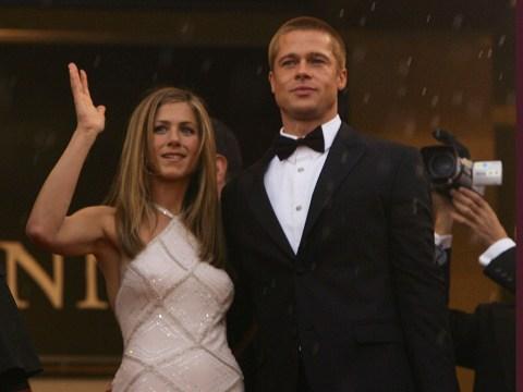 Brad Pitt apparently attended ex Jennifer Aniston's 50th birthday