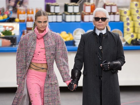 Cara Delevingne shares emotional tribute to 'dear friend' Karl Lagerfeld following his death