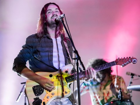Tame Impala's Kevin Parker gets hitched in Australia 'with 150 McDonald's burgers on the menu'