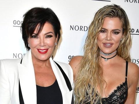 Kris Jenner is one heck of a generous mum as she hands Khloe Kardashian sentimental gift