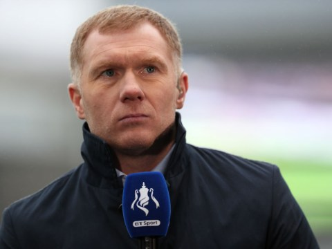 Paul Scholes names the three fixtures that could cost Manchester United a place in the top four