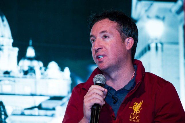 7adee772 Robbie Fowler addresses claims Liverpool manager Jurgen Klopp is a FRAUD