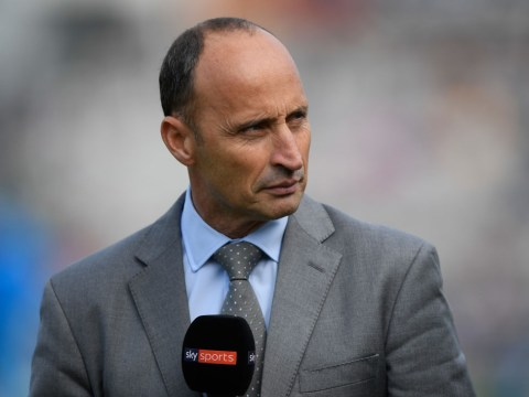 World Cup 'favourites' England cannot afford to 'freeze', says former captain Nasser Hussain