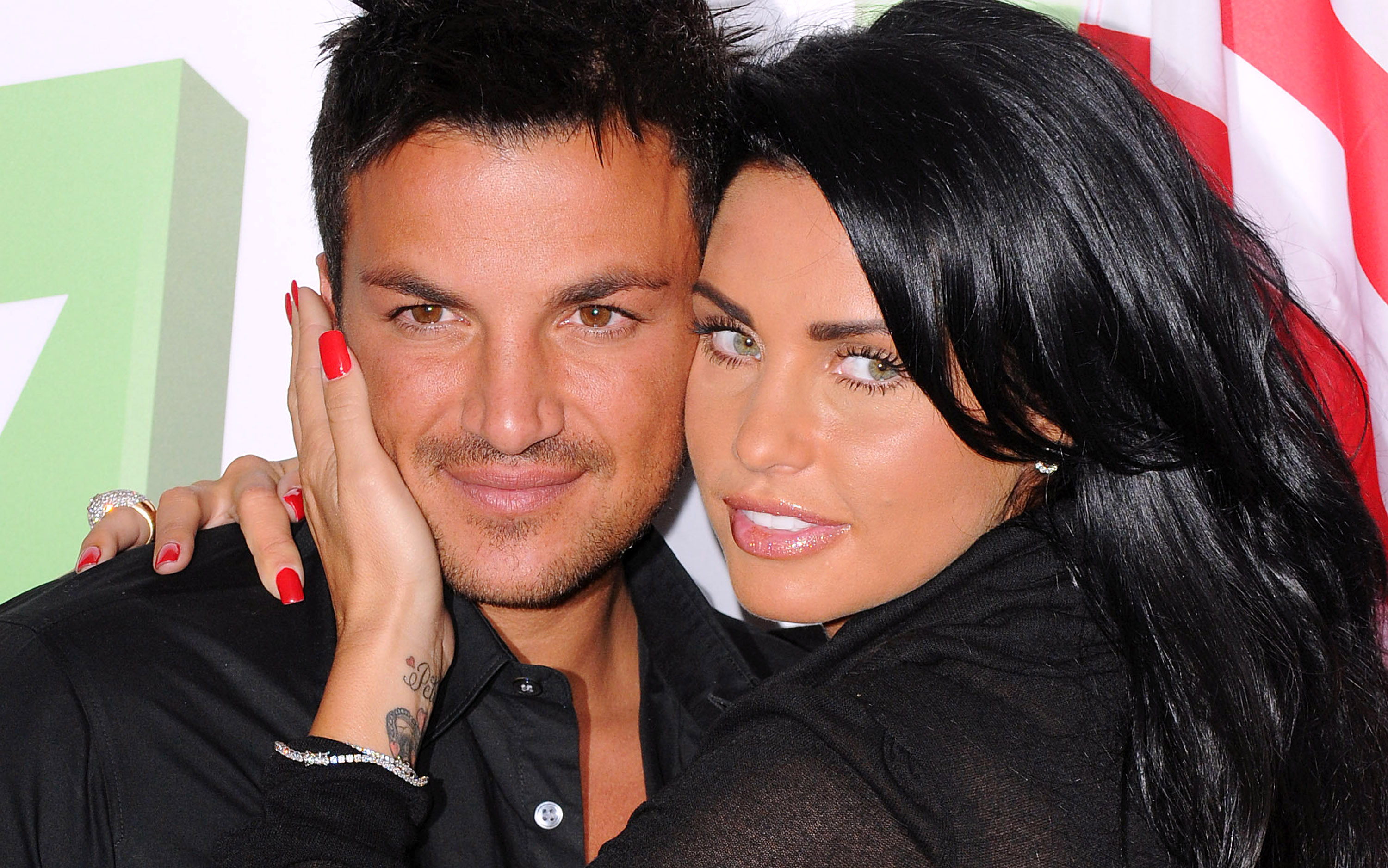 'Thanks for being a great dad': Katie Price reaches out to ex Peter Andre on his birthday