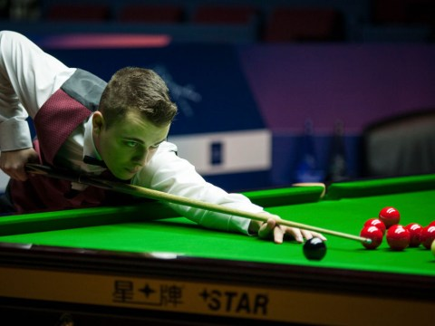 Alexander Ursenbacher 'can win the tournament' after knocking Ronnie O'Sullivan out of the Welsh Open