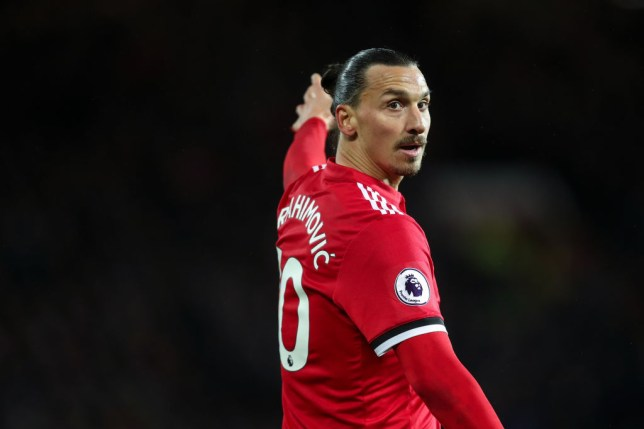 bbfa71e2e Ibrahimovic spent a very successful season at United (Picture  Getty). Zlatan  Ibrahimovic has revealed ...