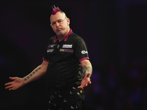 Peter Wright not convinced Michael Smith can win major PDC titles ahead of Premier League Darts clash
