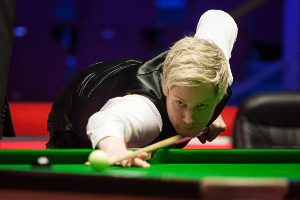 Neil Robertson stakes Welsh Open title claim with dominant fourth round whitewash