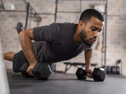 How many push-ups you can do could predict your risk of heart disease