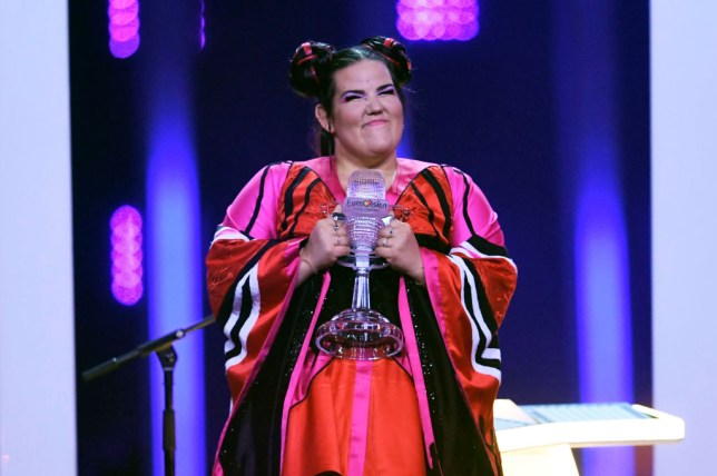 Netta at Eurovision