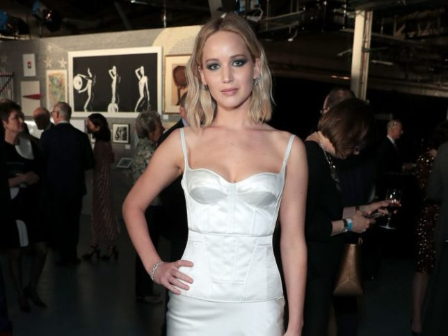 Jennifer Lawrence (Picture: Cindy Ord/Getty Images for Brooklyn Academy of Music)