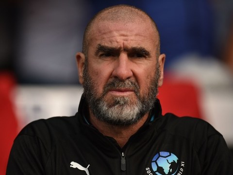 Manchester City or Liverpool? Eric Cantona gives verdict on who he'd prefer to win Premier League