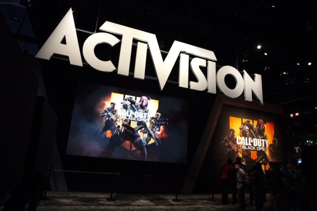 Activision Blizzard to lay off nearly 800 employees after