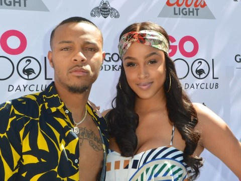 Bow Wow's distressed girlfriend Leslie Holden claims she was hit 'multiple times' in audio from 911 call