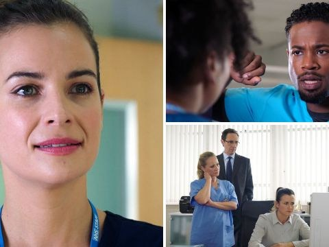 7 Holby City spoilers: Zosia's back, but where is Frieda?